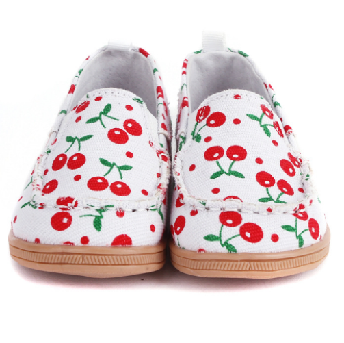 Cherry Fantastic - Toddler & Children Shoes - Ankle-Biters - 2