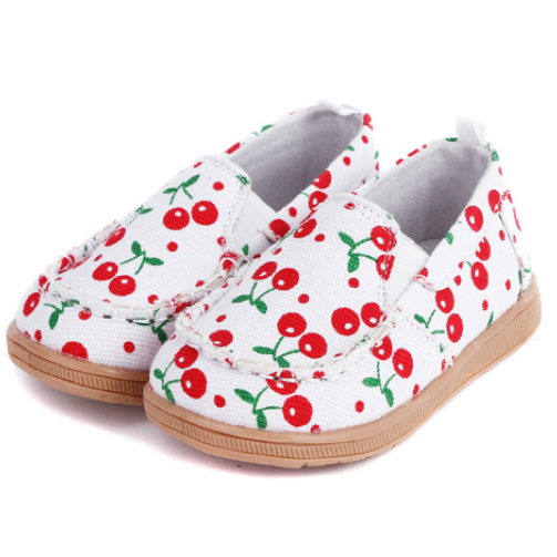 Cherry Fantastic - Toddler & Children Shoes - Ankle-Biters - 1