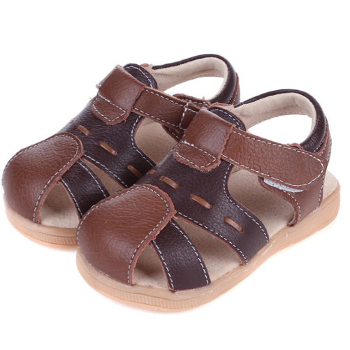 Peter Pan - Toddler & Children Sandals - Ankle-Biters - 1