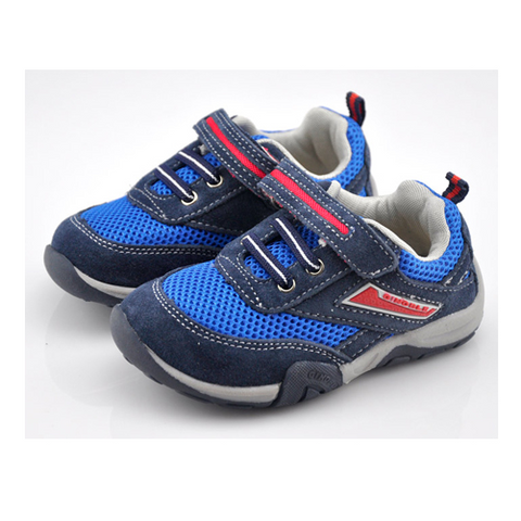 Spirited Blue - Toddler & Children Shoes - Ankle-Biters