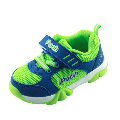 The Green Machine - Toddler & Children Shoes - Ankle-Biters - 1