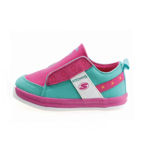 Smart Casual Hot Pink - Toddler & Children Shoes - Ankle-Biters