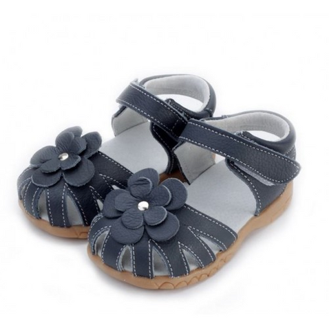 Navy Classic - Toddler & Children Sandals - Ankle-Biters - 1