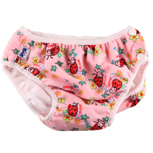 Swim Nappy - Ladybirds - Swim Nappy - Ankle-Biters