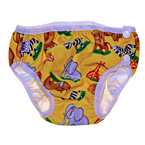 Swim Nappy - Summer Safari - Swim Nappy - Ankle-Biters