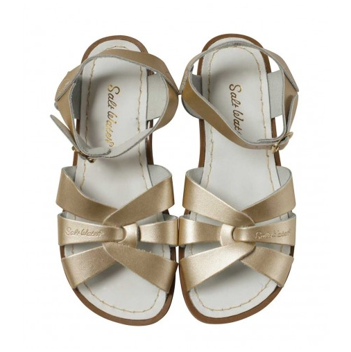 Saltwater Original Gold - Saltwater Sandal - Ankle-Biters - 1