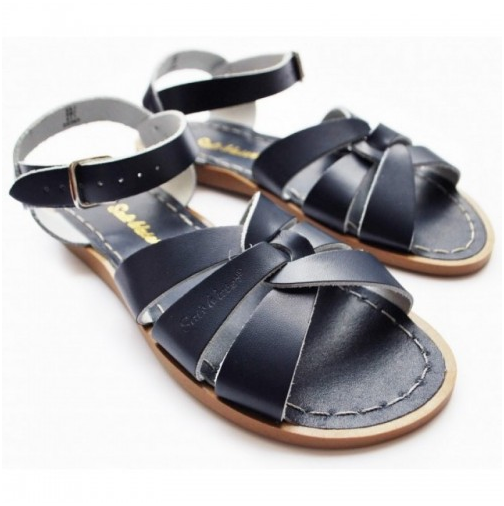 Saltwater Original Navy - Saltwater Sandal - Ankle-Biters - 2