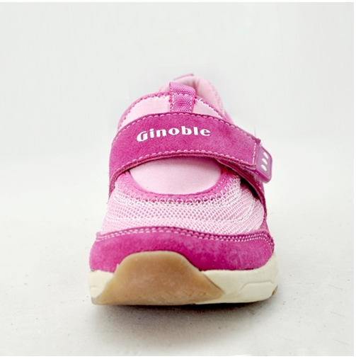 Hot Pink Feather - Toddler & Children Shoes - Ankle-Biters - 2