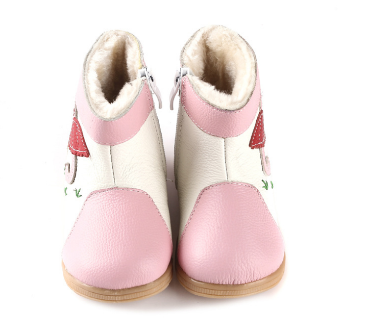 Raindrops in Blossom - Toddler & Children Shoes - Ankle-Biters - 2