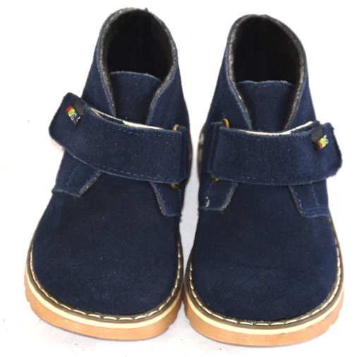Desert Cute (Navy) - Toddler & Children Shoes - Ankle-Biters - 8