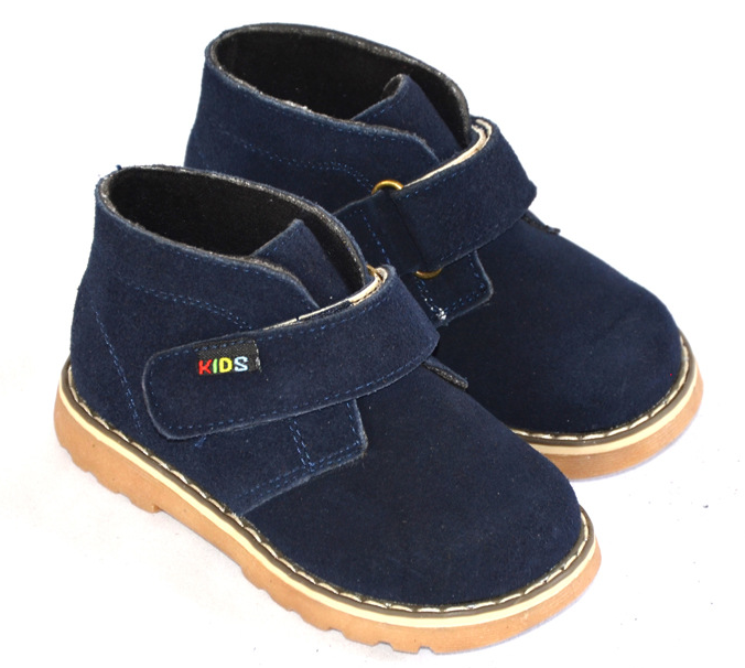 Desert Cute (Navy) - Toddler & Children Shoes - Ankle-Biters - 6
