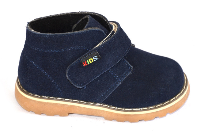 Desert Cute (Navy) - Toddler & Children Shoes - Ankle-Biters - 5