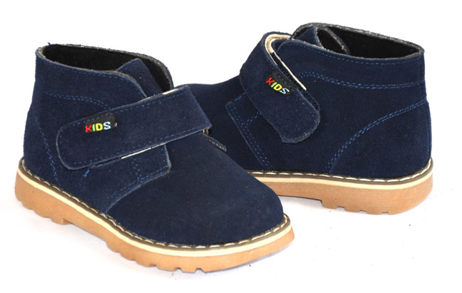 Desert Cute (Navy) - Toddler & Children Shoes - Ankle-Biters - 2