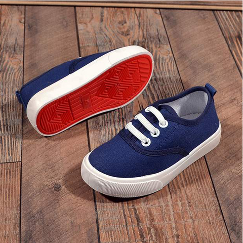 Casual Canvas - Navy