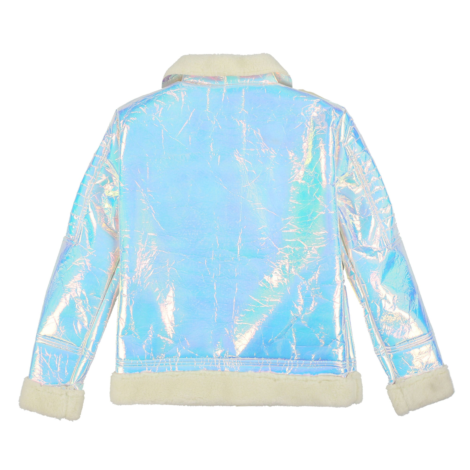 "Iridescent NY Fur ""Silver Surfer Collection"""
