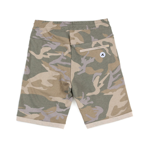 Bryson Shorts (Tan Camo)