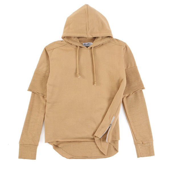 Quint Two Piece Hoody (Camel)