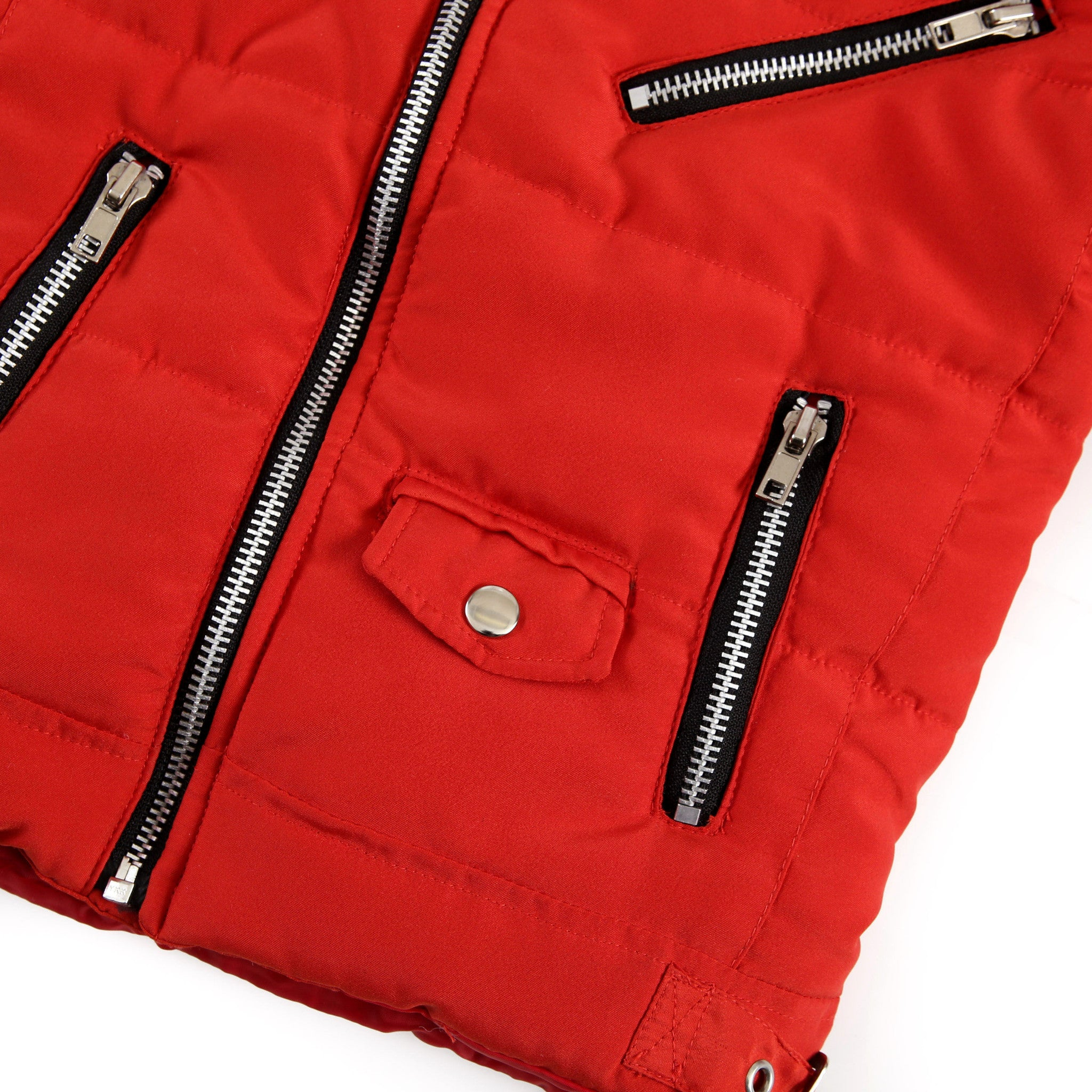 "Kid's ""Wraith"" Jacket (Red)"