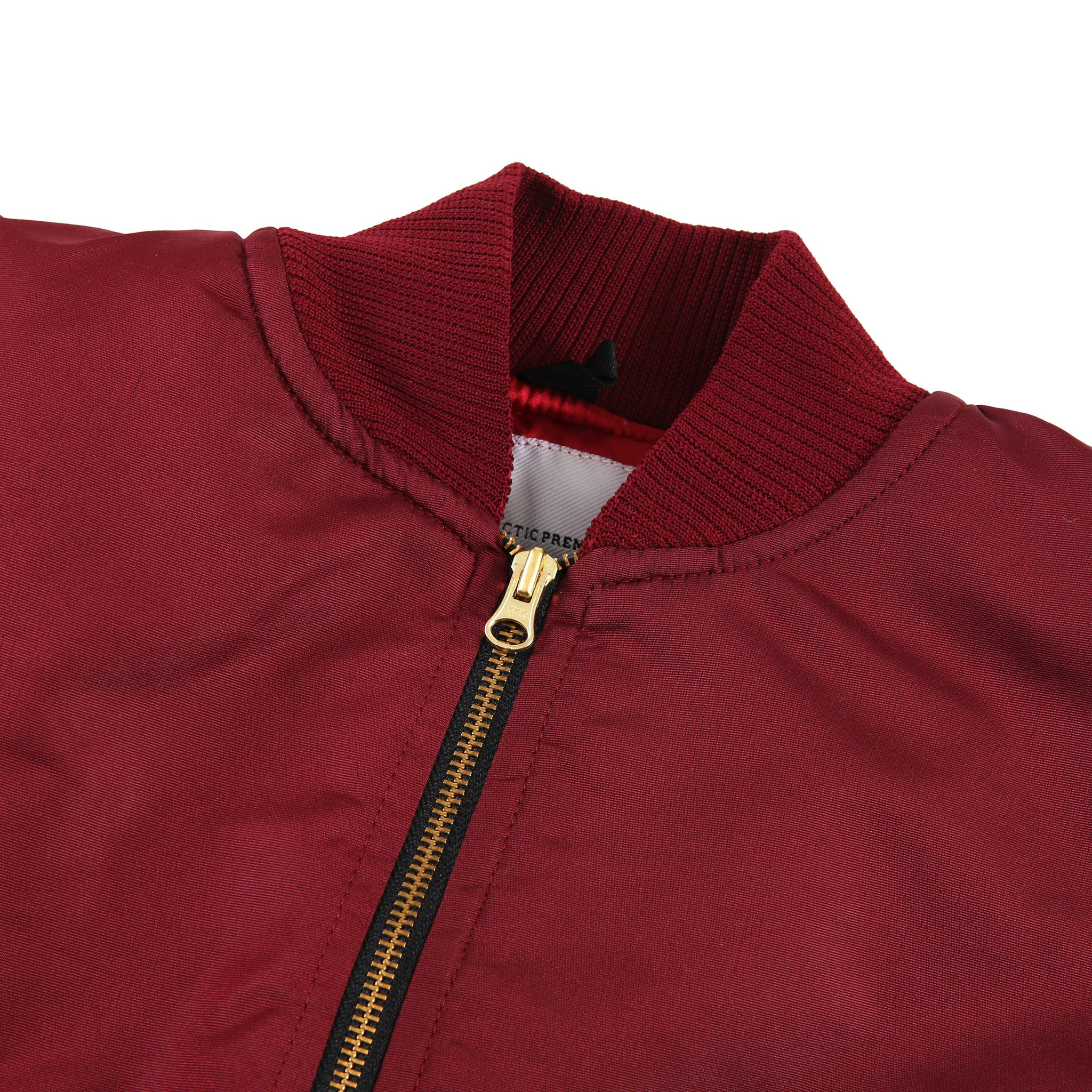 "Kid's ""Astor"" Moto Jacket (Burgundy)"