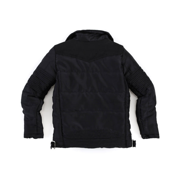 "Kid's ""Wraith"" Jacket (Black)"