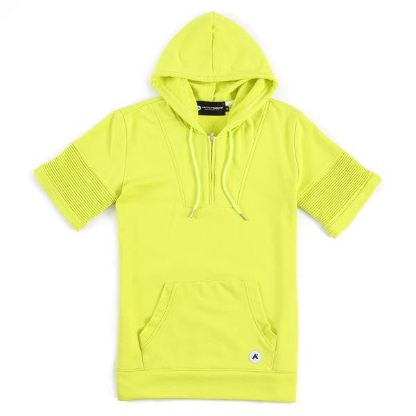 Bryson S/S Hoody (Lime)