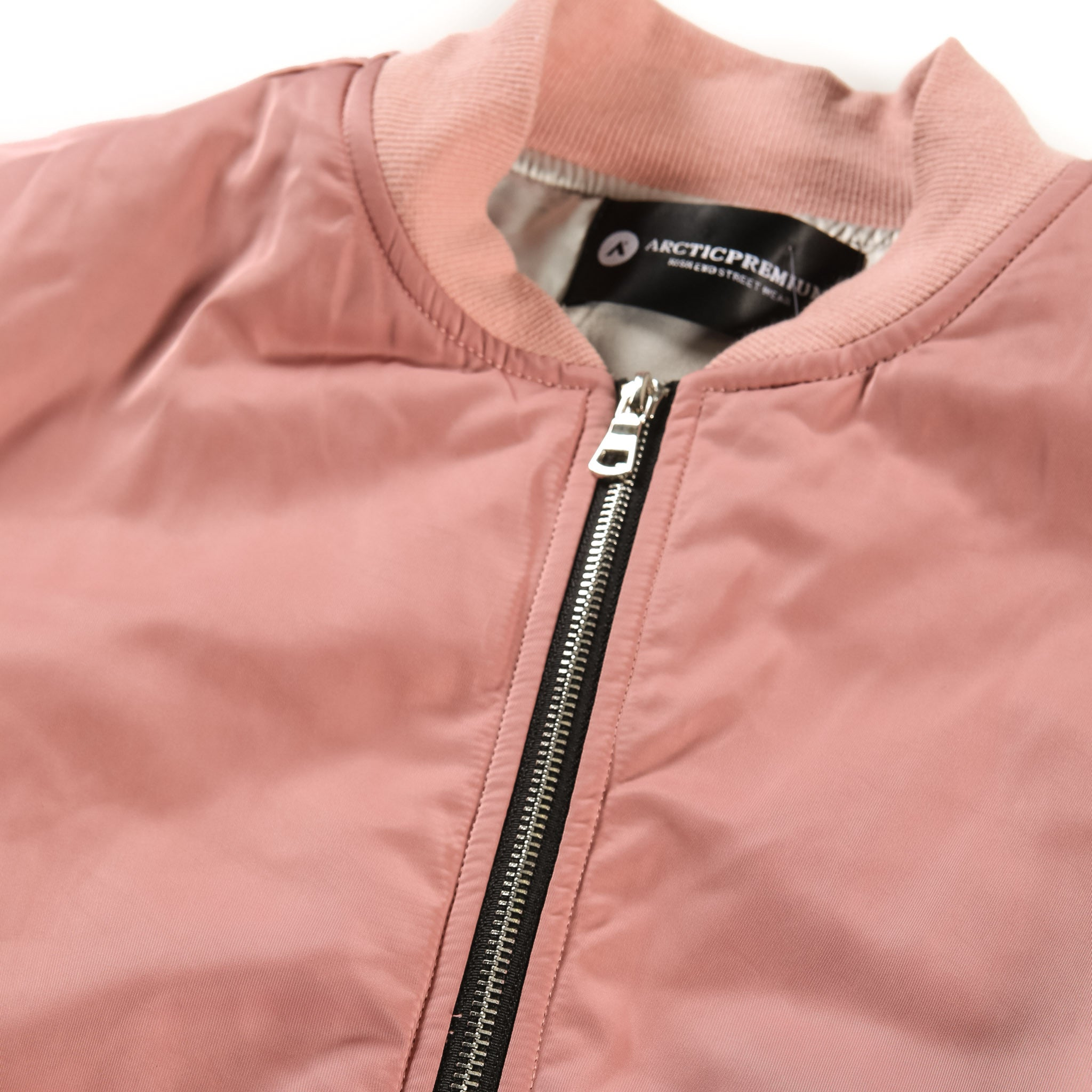 Astor Moto Jacket (Salmon)