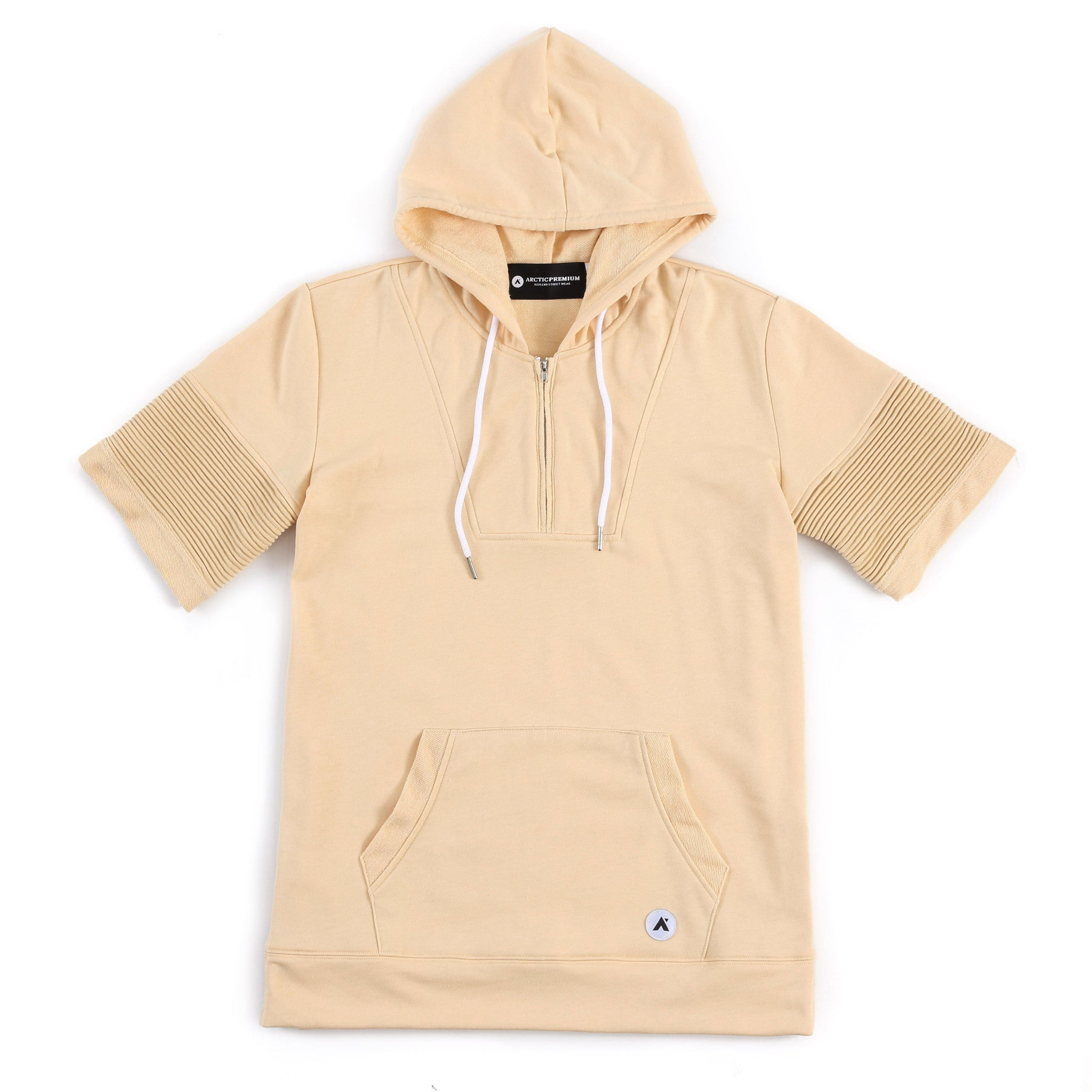 Bryson S/S Hoody (Oxford Tan)