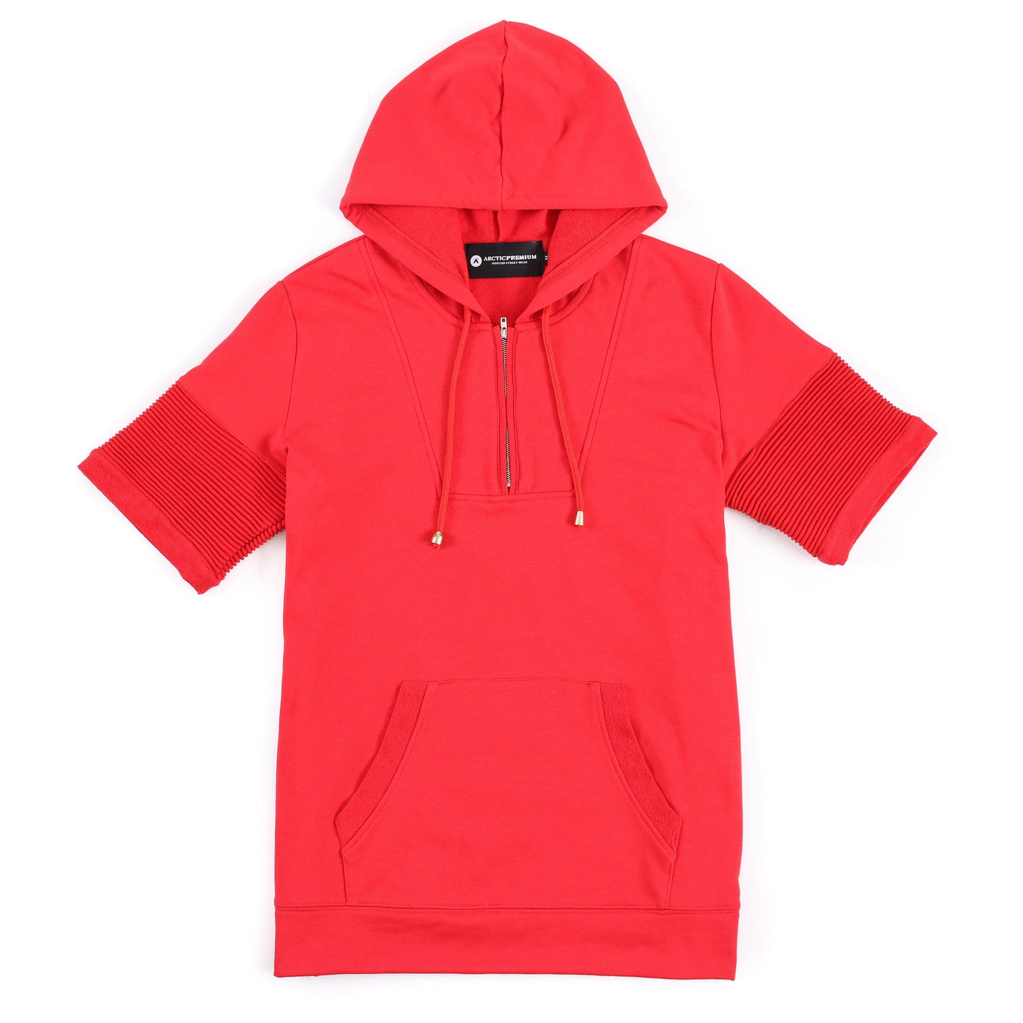 Bryson S/S Hoody (Red)