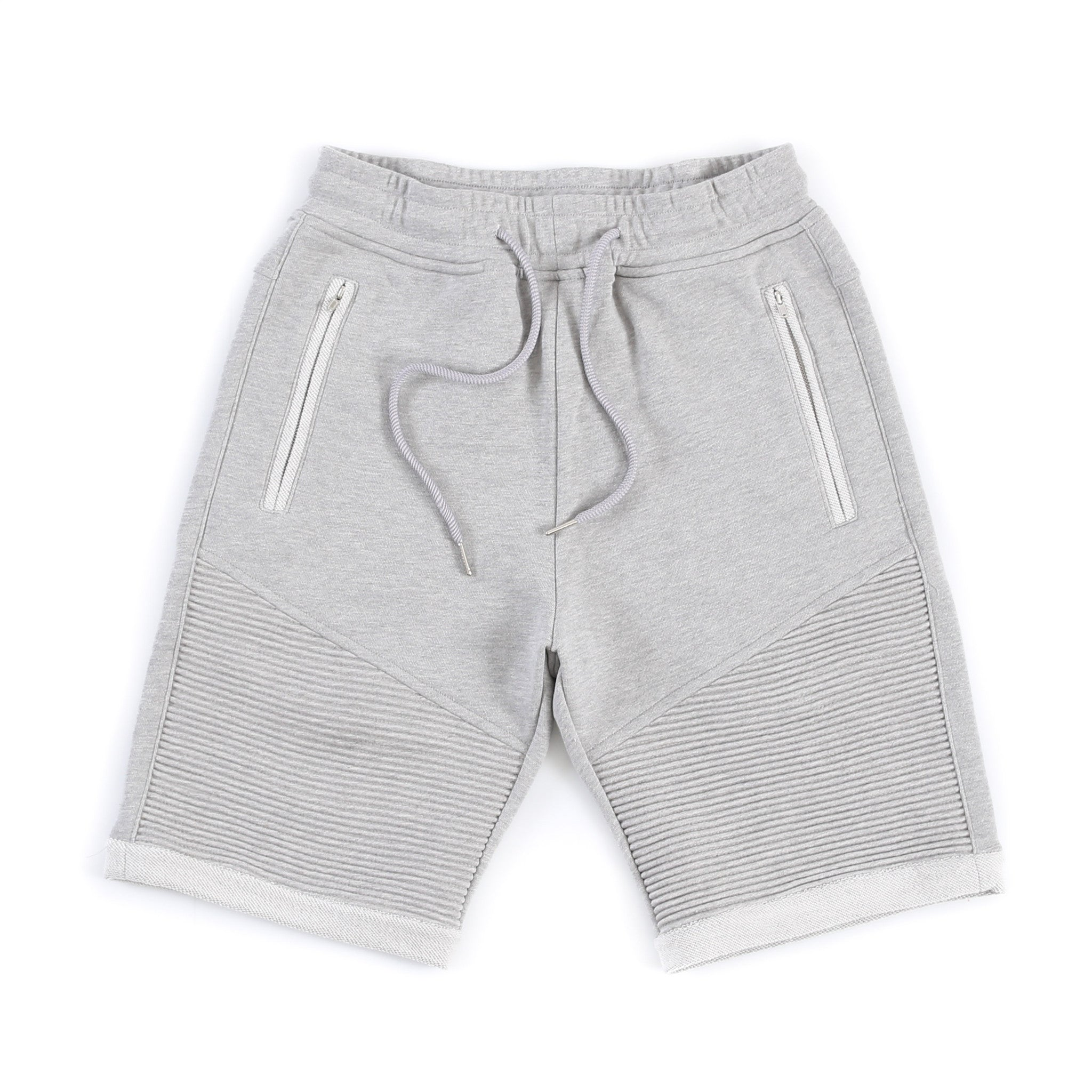 Bryson Shorts (Heather Grey)