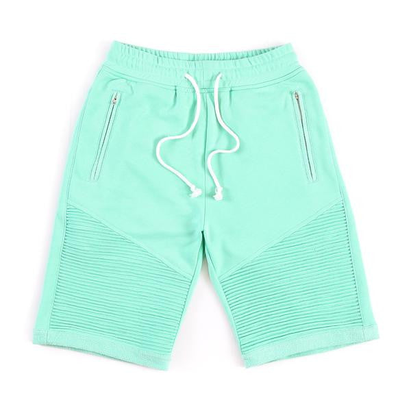 Bryson Shorts (Tiffany Blue)