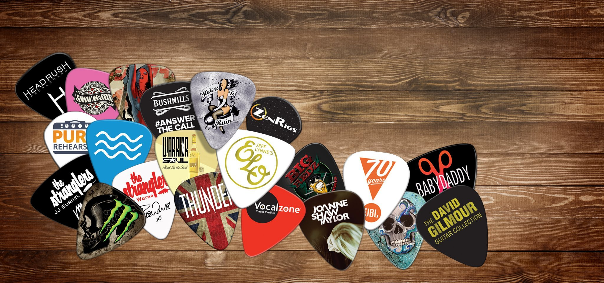 Custom Guitar Picks
