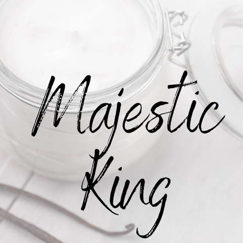 Majestic King Body Butter Balm