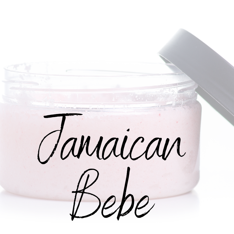 Jamaican Bebe Hand / Foot / Body Scrub