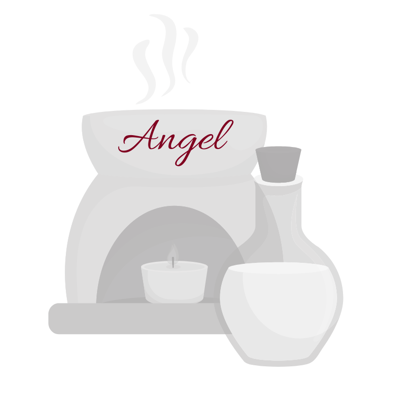 Angel Aromatherapy Burning Oil (*** Limited Addition***)