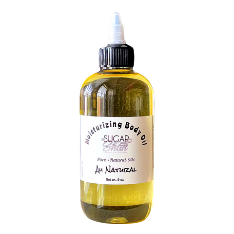 Au Natural Moisturizing Body Oil