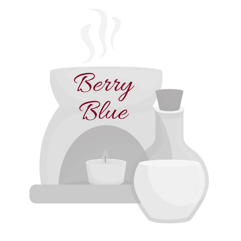 Berry Blue Aromatherapy Burning Oil