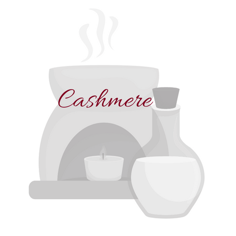 Cashmere Aromatherapy Burning Oil