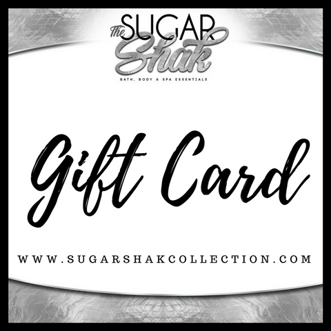 Sugar Shak Collection Gift Card