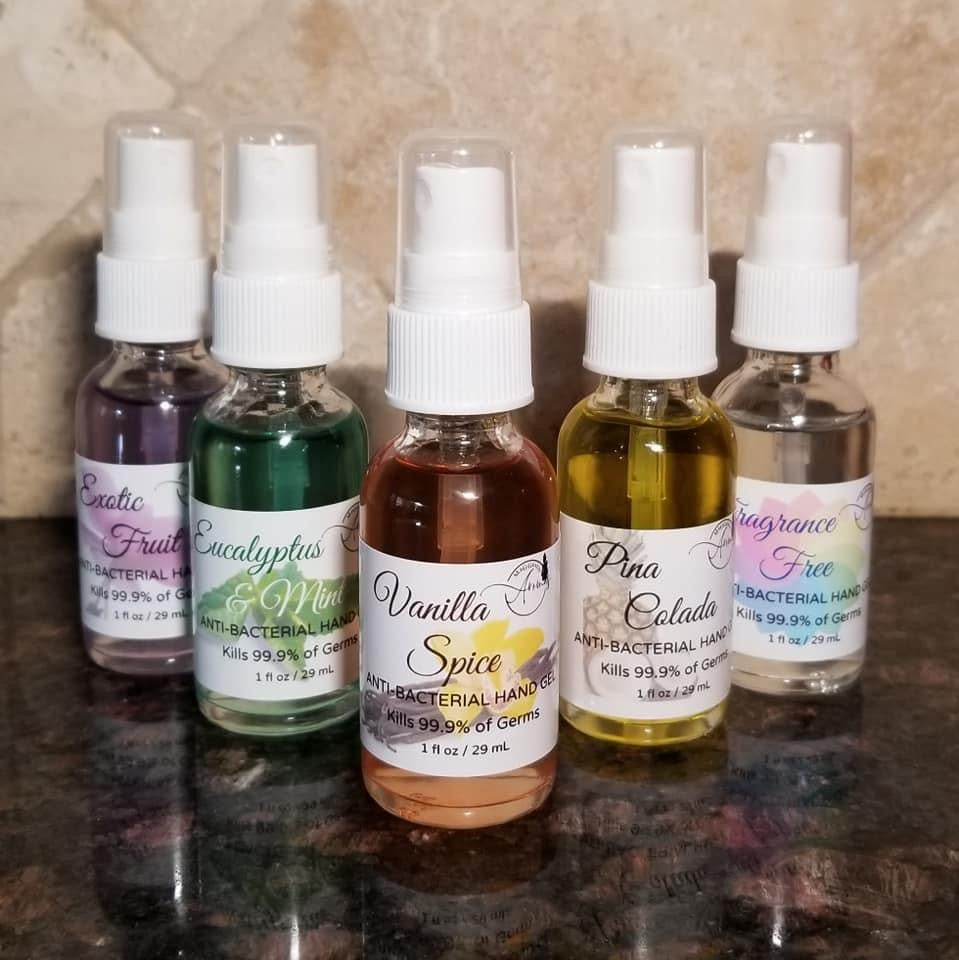 Hand Gel (Approved Wholesale Accounts Only)