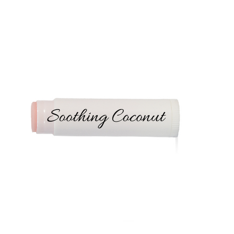 Soothing Coconut Lip Balm