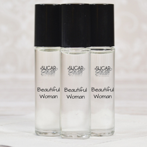 Beautiful Woman Perfume Oil