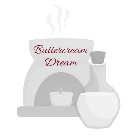 Buttercream Dream Aromatherapy Burning Oil