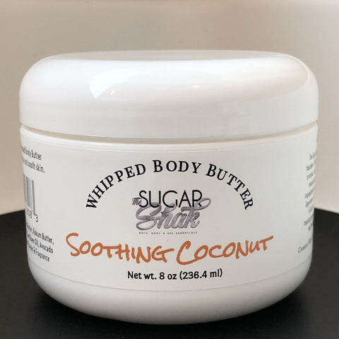 8 oz Whipped Body Butter Jars (Approved Wholesale Accounts Only)