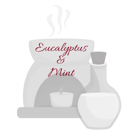 Eucalyptus & Mint Aromatherapy Burning Oil
