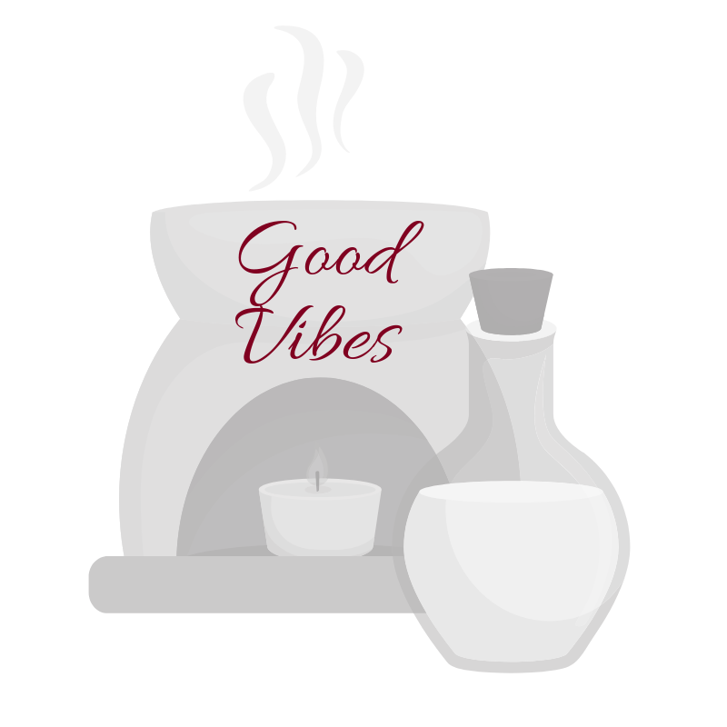 Good Vibes Aromatherapy Burning Oil