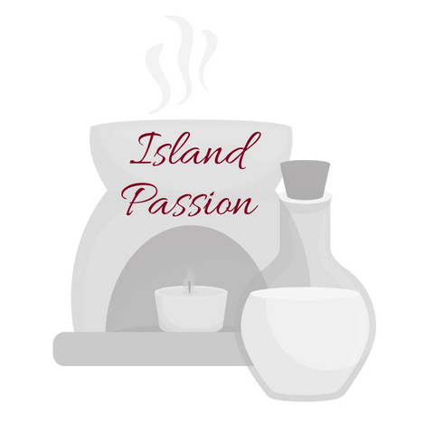 Island Passion Aromatherapy Burning Oil