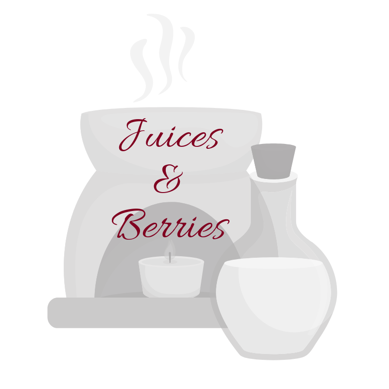 Juices & Berries Aromatherapy Burning Oil