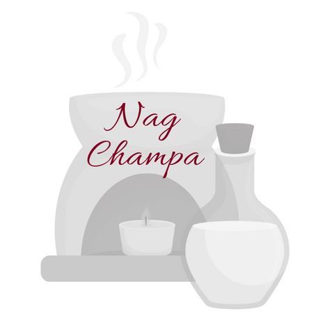 Nag Champa Aromatherapy Burning Oil