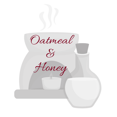 Oatmeal & Honey Aromatherapy Burning Oil