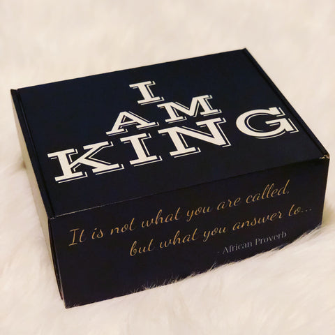 I AM KING BOX
